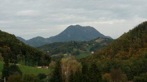 Donačka gora - pogled iz Huma na Sutli
