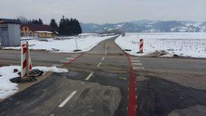 Biciklistička cesta, Imeno